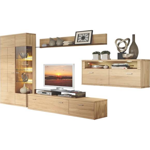 musterring wohnwand massiv interessante ideen f r die gestaltung eines raumes in. Black Bedroom Furniture Sets. Home Design Ideas