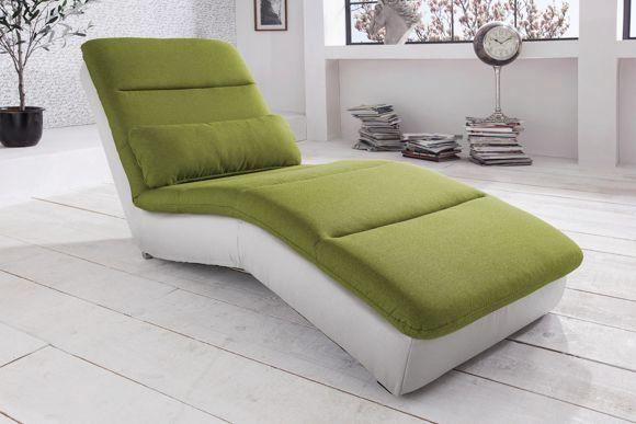 wohnzimmer grün weiß: Grün, Weiß Textil – Liegen – Polstermöbel – Wohnzimmer – Produkte