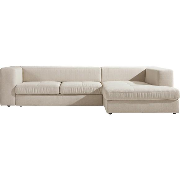 dieter knoll wohnlandschaft in creme online kaufen. Black Bedroom Furniture Sets. Home Design Ideas