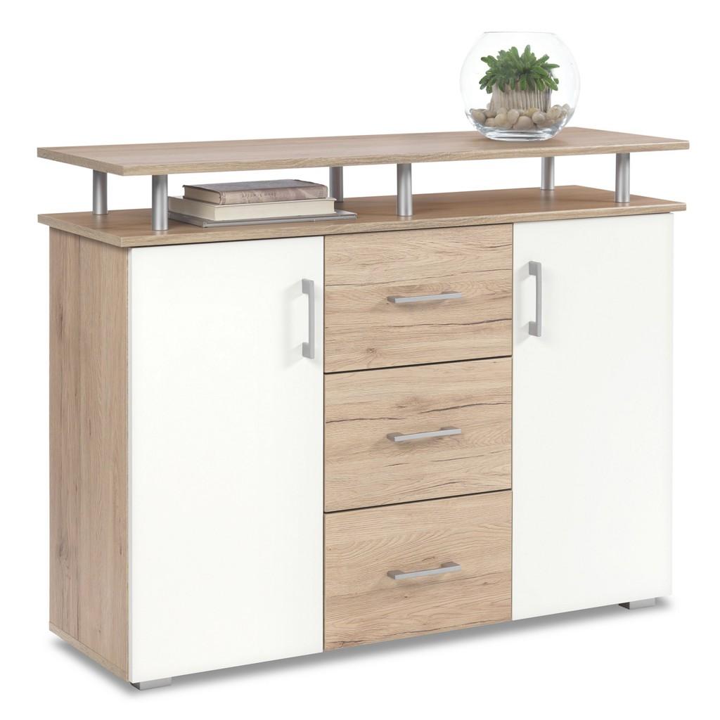 poco kommode eiche sonoma 080058 neuesten ideen f r die. Black Bedroom Furniture Sets. Home Design Ideas