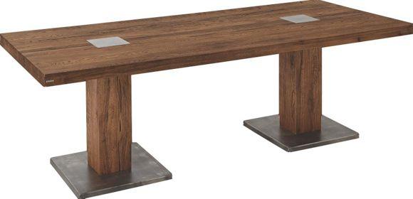 Esstisch Musterring Tassia ~ ESSTISCH in Eiche Eisen rechteckig  Esstische  Tische  Esszimmer  Produkte