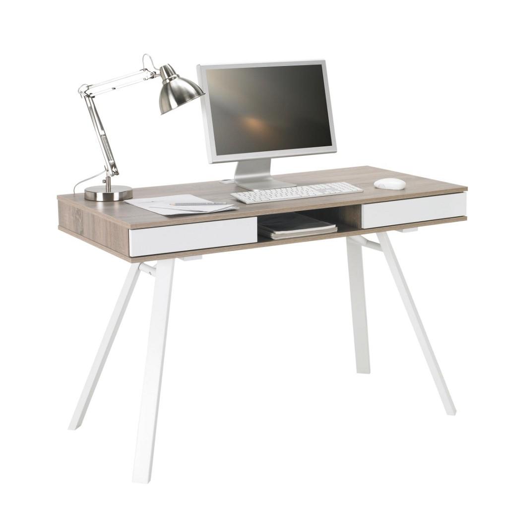 Schreibtisch wei hochglan preis vergleich 2016 for Schreibtisch l form