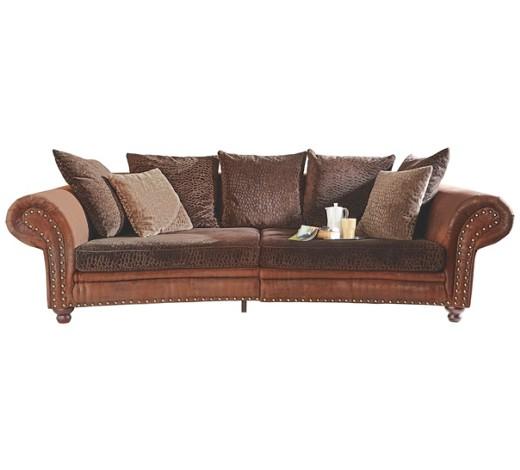 megasofa im landhausstil edler blickfang. Black Bedroom Furniture Sets. Home Design Ideas