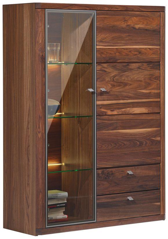 schrank nussbaum wohnzimmer – Dumsscom -> Tv Sideboard Nussbaum