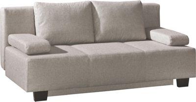 schlafsofa mit bettkasten 140 200 m belideen. Black Bedroom Furniture Sets. Home Design Ideas