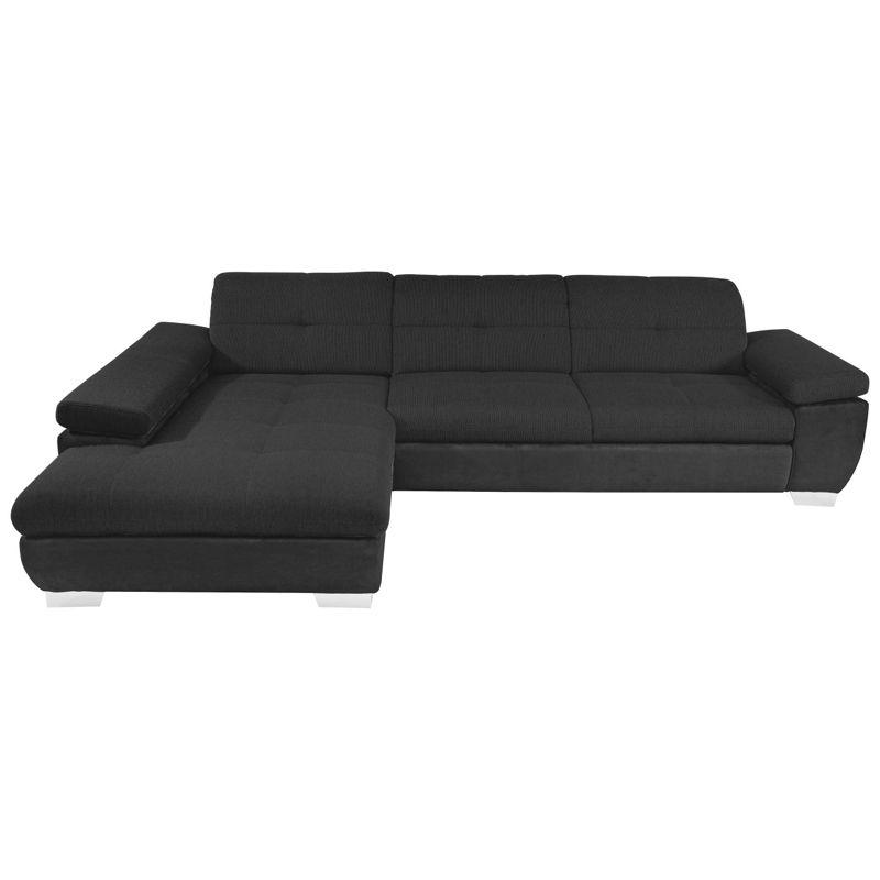xora wohnlandschaft schwarz dedgruppe. Black Bedroom Furniture Sets. Home Design Ideas