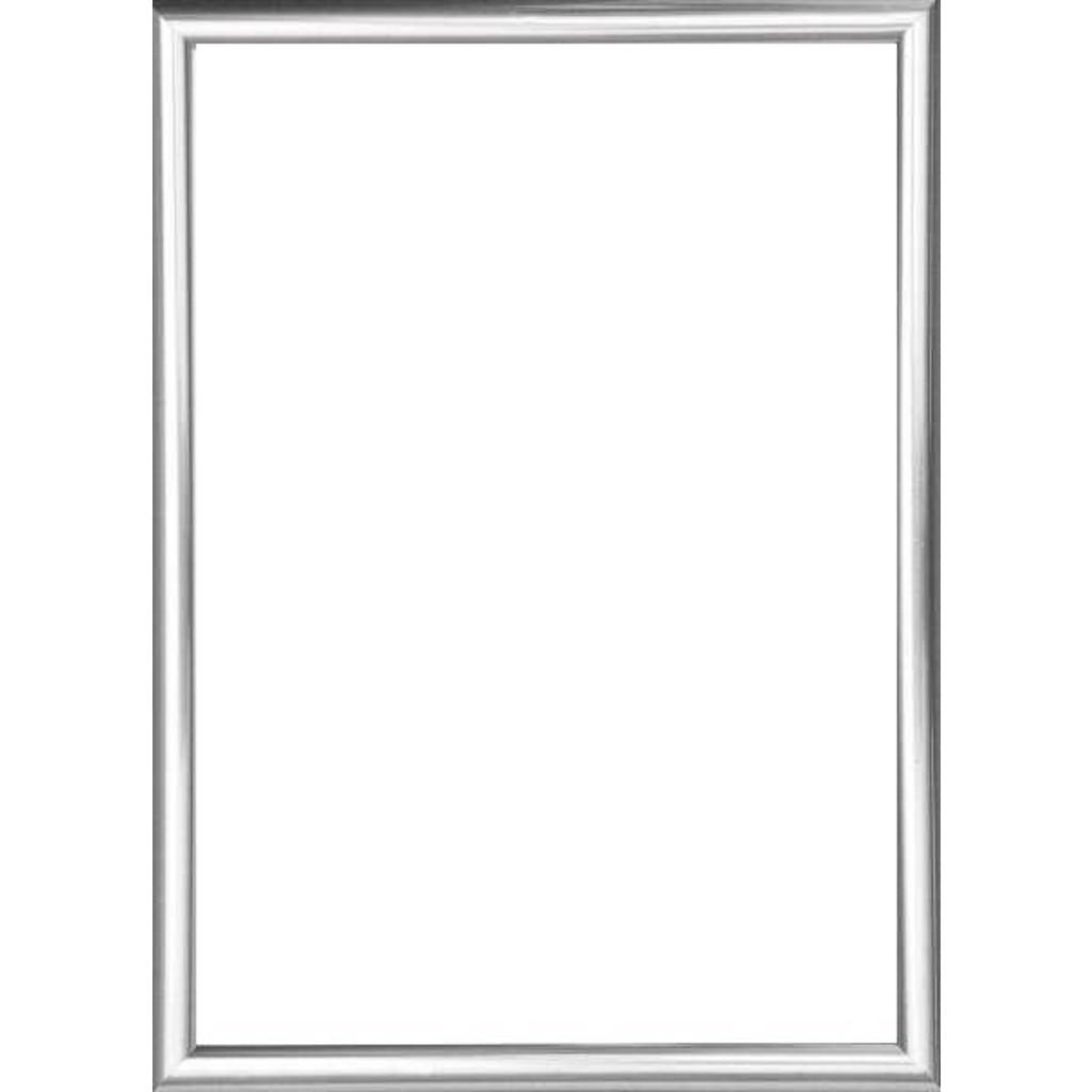 novel bilderrahmen silber 31x41 cm glas kunststoff. Black Bedroom Furniture Sets. Home Design Ideas