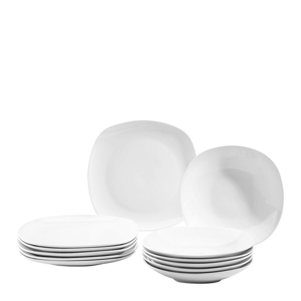 tafelservice maya flirt Porzellan tafelservice 12-teilig - weiß/grau, konventionell - boxxx boxxx porzellan tafelservice 12-teilig € 29,99 € 19,99 (3) schnelle.
