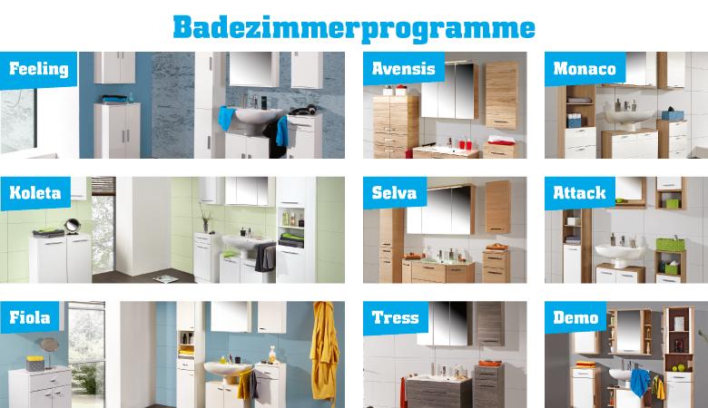 badezimmer online kaufen bei m belix m belix. Black Bedroom Furniture Sets. Home Design Ideas