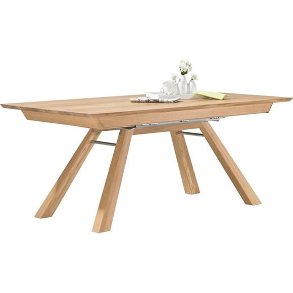 esstisch in eiche rechteckig esstische tische. Black Bedroom Furniture Sets. Home Design Ideas