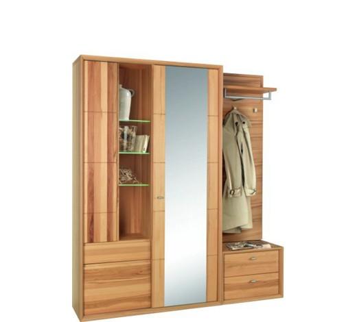 garderobe holz buchefarben garderobensets garderobe produkte. Black Bedroom Furniture Sets. Home Design Ideas