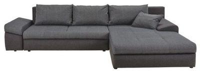 xxxl shop xxxl wohnlandschaft bono anthrazit grau b h t 313 82 215 cm. Black Bedroom Furniture Sets. Home Design Ideas