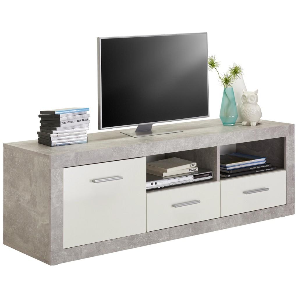 lowboard grau preis vergleich 2016. Black Bedroom Furniture Sets. Home Design Ideas