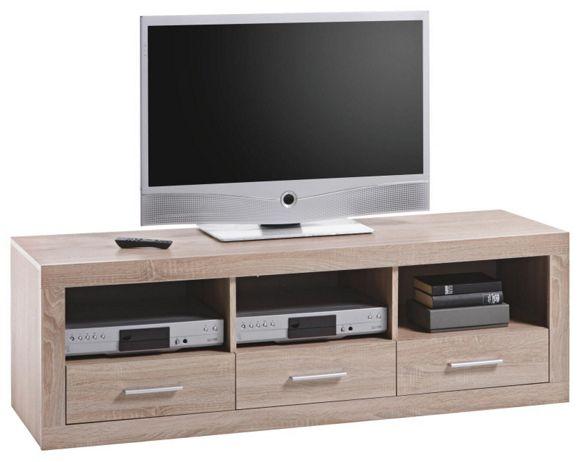 Yarialcom = Sonoma Eiche Lowboard ~ Interessante Ideen  -> Tv Lowboard Eiche Sonoma