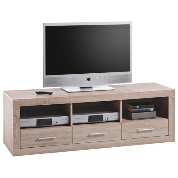 sonoma eiche lowboard interessante ideen. Black Bedroom Furniture Sets. Home Design Ideas