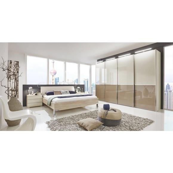 schlafzimmer in braun und beige tnen. Black Bedroom Furniture Sets. Home Design Ideas