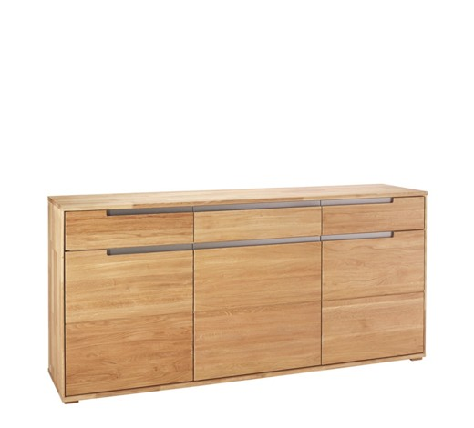 Sideboard in wildeiche eichefarben online kaufen xxxlshop for Sideboard wildeiche