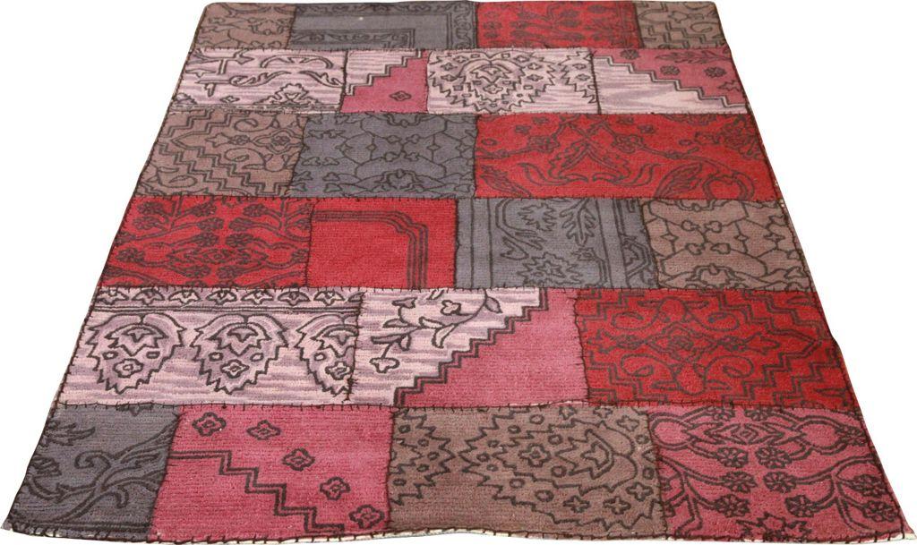 heim garten dekoration teppiche z B Teppich Square Multi