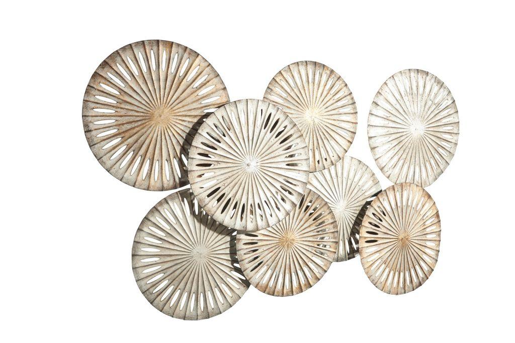 Wanddeko Silber Haus Design M 246 Bel Ideen Und