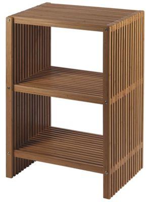 BADEZIMMERREGAL Holz Bambus Massiv Braun Online Kaufen ➤ XXXLShop