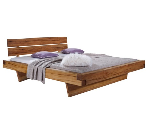 Bett buche massiv 180 200 cm online kaufen xxxlshop for Bett 0 90x1 90