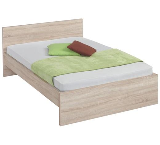 bett in eiche farben zum vorzugspreis online kaufen. Black Bedroom Furniture Sets. Home Design Ideas