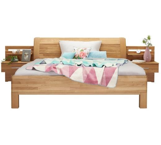 bettanlage eiche teilmassiv 180 200 cm online kaufen xxxlshop. Black Bedroom Furniture Sets. Home Design Ideas