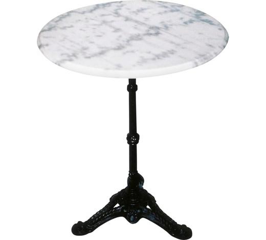 Bistrotisch rund wei online kaufen xxxlshop for Bistrotisch rund