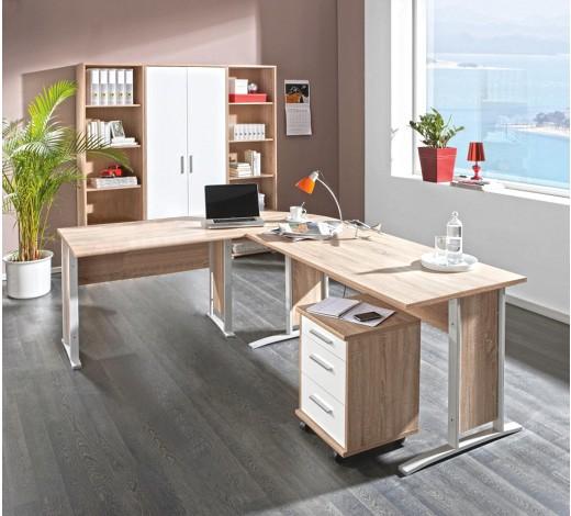 b ro kombination eichefarben wei online kaufen xxxlshop. Black Bedroom Furniture Sets. Home Design Ideas