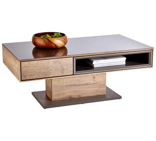 couchtisch rechteckig eichefarben grau online kaufen xxxlshop. Black Bedroom Furniture Sets. Home Design Ideas
