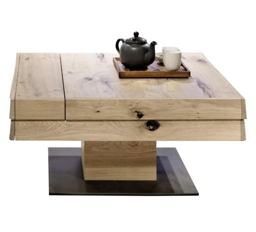 COUCHTISCH Wildeiche Furniert Massiv Mehrschichtige Massivholzplatte Tischlerplatte Eichefarben Online Kaufen XXXLShop