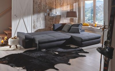 xxxl shop xxxl wohnlandschaft bono anthrazit grau b h t. Black Bedroom Furniture Sets. Home Design Ideas