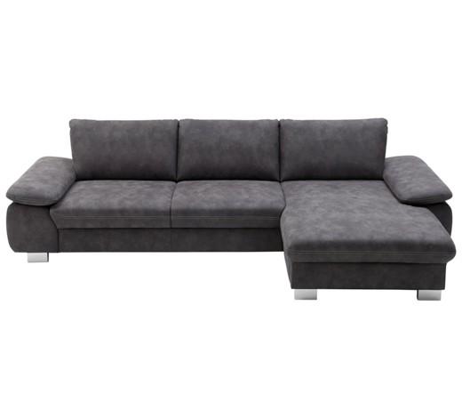 ecksofa mikrofaser r cken echt online kaufen xxxlshop. Black Bedroom Furniture Sets. Home Design Ideas
