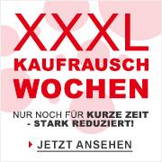 XXXL Kaufrauschwochen
