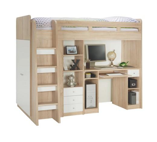 hochbett online kaufen xxxlshop. Black Bedroom Furniture Sets. Home Design Ideas