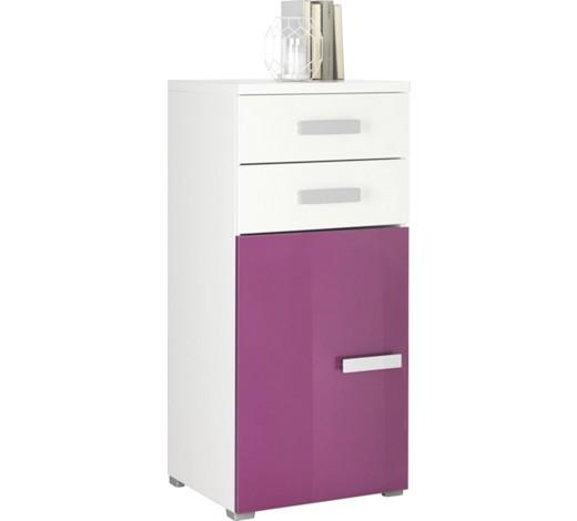 kommode in lila wei online kaufen xxxlutz. Black Bedroom Furniture Sets. Home Design Ideas