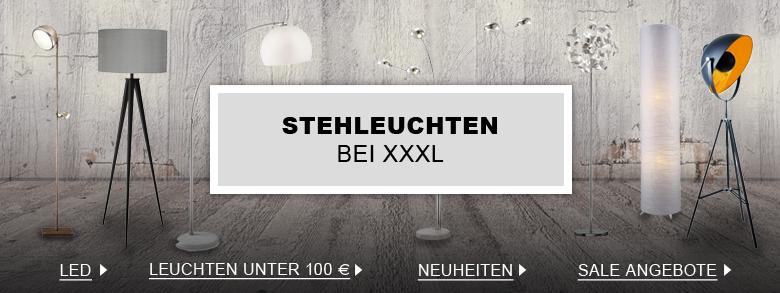 stehlampe und leuchte jetzt bei ihren xxxl m belh usern. Black Bedroom Furniture Sets. Home Design Ideas