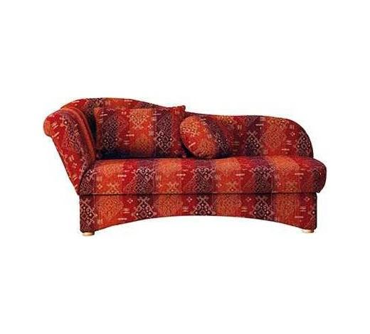 recamiere webstoff rot online kaufen xxxlshop. Black Bedroom Furniture Sets. Home Design Ideas