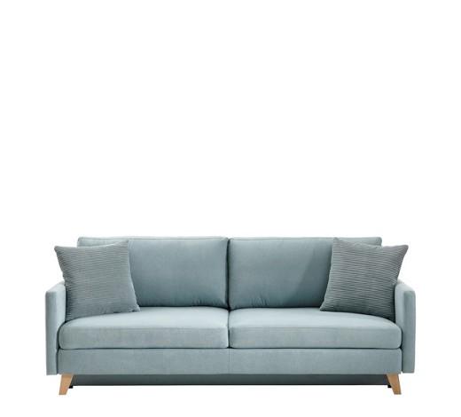 schlafsofa flachgewebe blau online kaufen xxxlshop. Black Bedroom Furniture Sets. Home Design Ideas