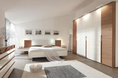 Großartig Schlafzimmer Modern Weiß Holz Schlafzimmerschrank Modern Holz | Grafffit.com