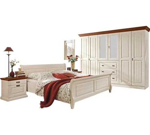 schlafzimmer in kieferfarben, weiß online kaufen ➤ xxxlutz - Schlafzimmer Weiß Landhaus