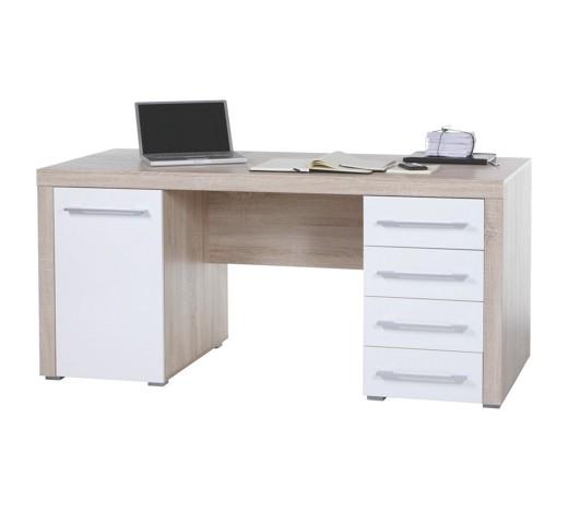 Schreibtisch sonoma eiche online kaufen xxxlshop for Schreibtisch eiche modern