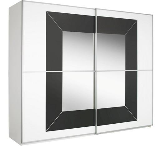 schwebet renschrank 2 t rig grau wei online kaufen xxxlshop. Black Bedroom Furniture Sets. Home Design Ideas