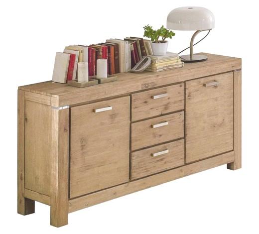 sideboard akazie massiv gekalkt ge lt online kaufen xxxlshop. Black Bedroom Furniture Sets. Home Design Ideas