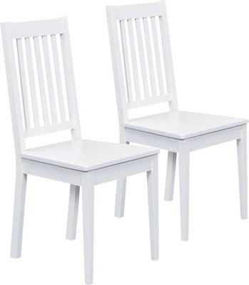 Nice Stuhl Set Buche Massiv Weiß Online Kaufen ➤ Xxxlshop