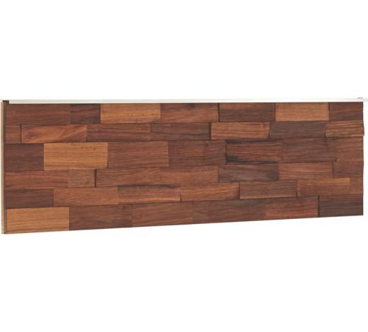 wandpaneel nussbaum massiv nussbaumfarben online kaufen xxxlshop. Black Bedroom Furniture Sets. Home Design Ideas