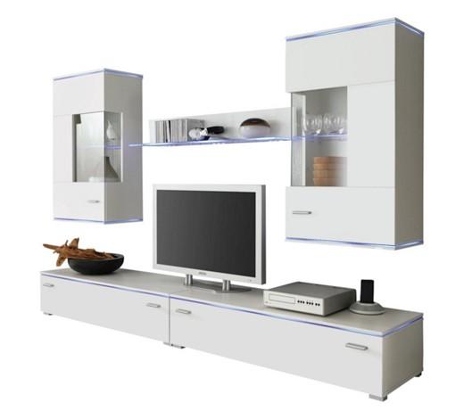 Wohnwand Weiss Online Kaufen Xxxlshop