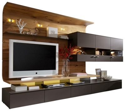 Wohnwand Modern Holz Wohnwand Modern Eiche | Gispatcher.com
