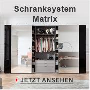 Schranksystem Matrix
