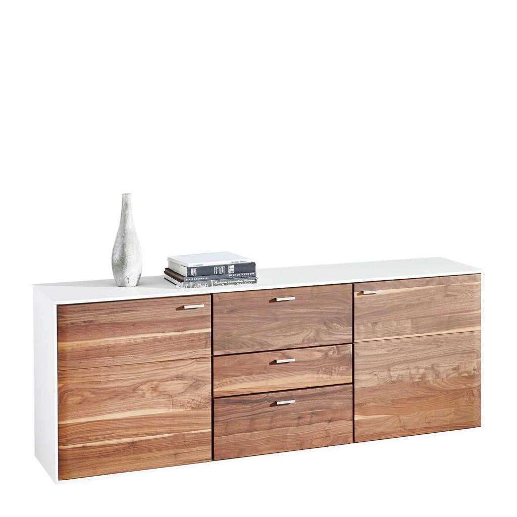 m bel sideboard nussbaum preisvergleich die besten. Black Bedroom Furniture Sets. Home Design Ideas
